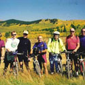 Fairplay, COLORADO TRAIL: Kenosha Pass to Jefferson Campground Saturday, September 26, 1998